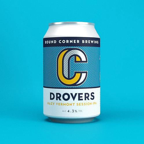 Drovers – Hazy Vermont Session IPA 4.3%