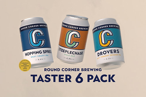 'Intro to RCB' IPA Six Pack @ £19 delivered