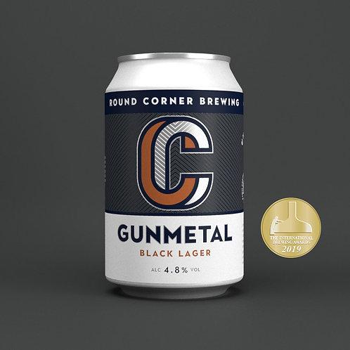 Gunmetal – Black Lager 4.8%