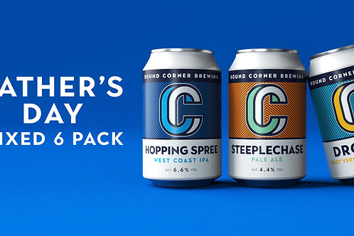 RCB Fathers Day Mixed Six Pack