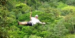 Roatan Canopy Zip Line