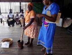 Machuca making