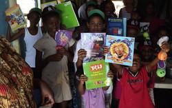 School book donations