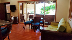 Guest house main space
