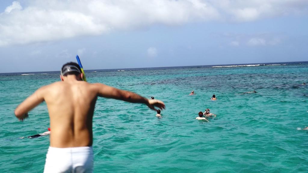 Best snorkeling hands down