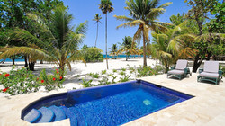 pool beach facing