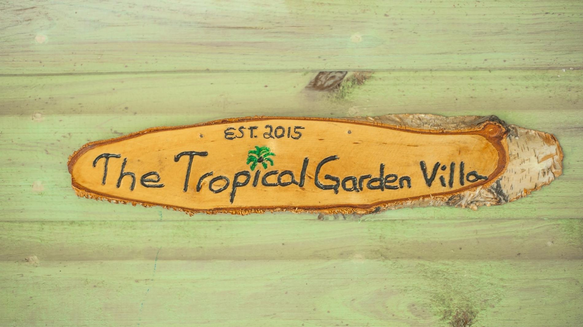 Tropical Garden Villab