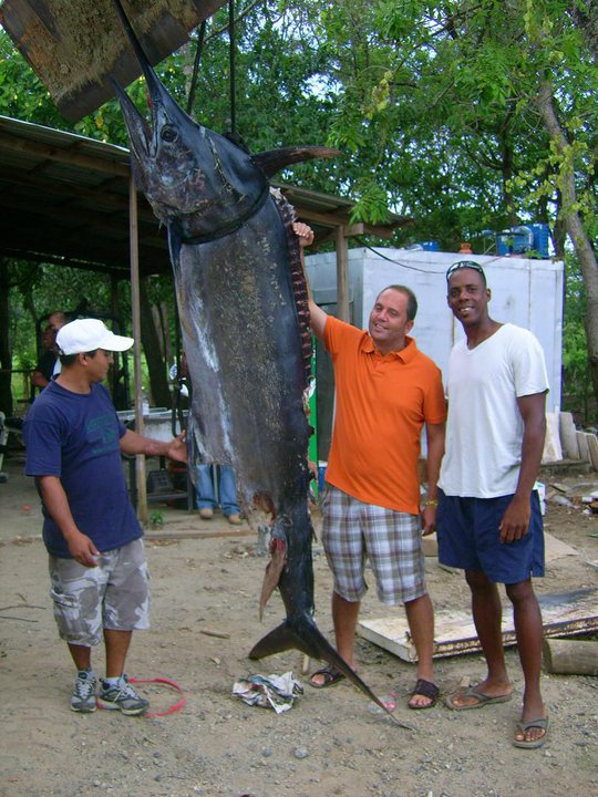 Deep Sea Charters - 500+lb Marlin