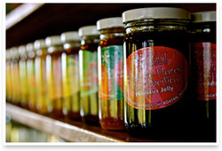 Marble Hill's Famous jams & jellies