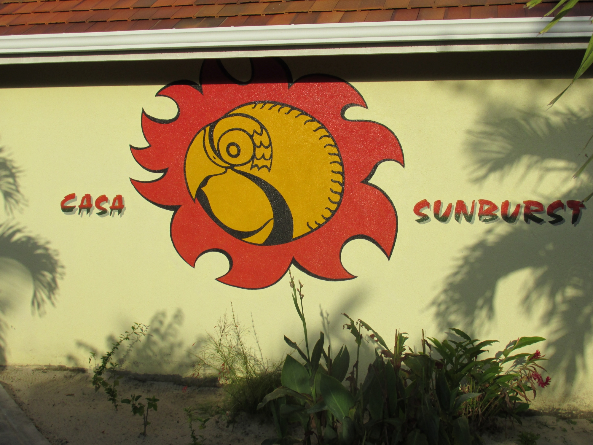 Welcome to Casa Sunburst