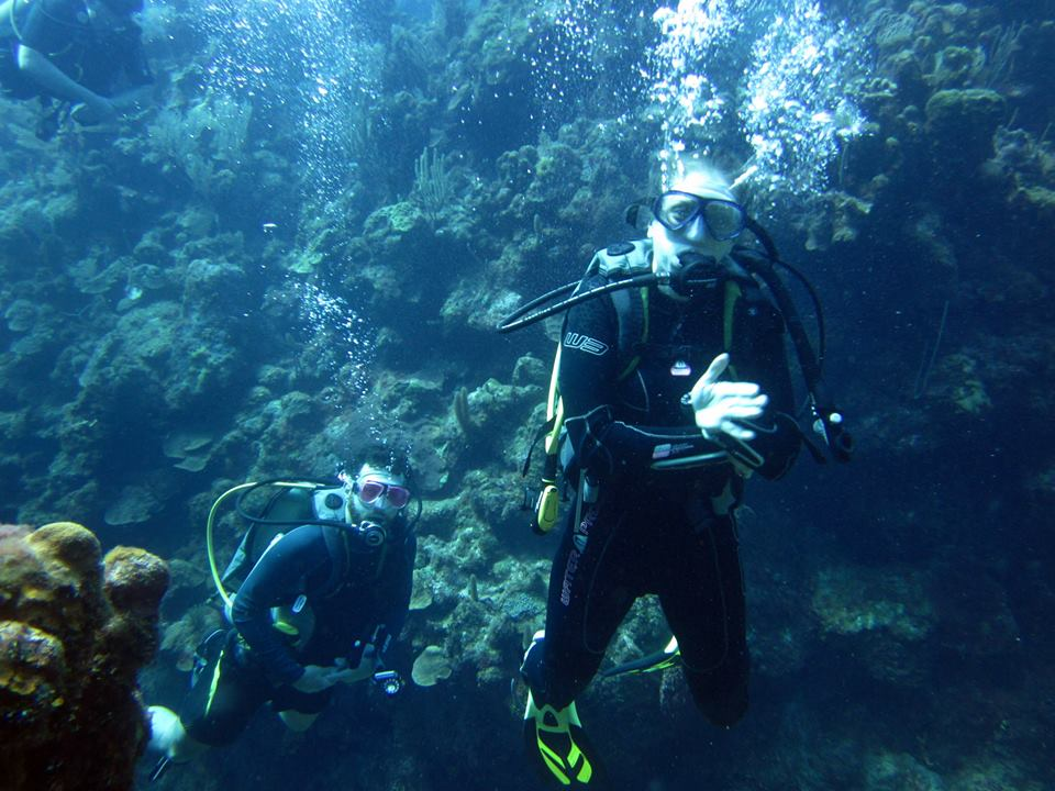 Our divers return year after year