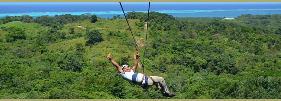 extreme zipline