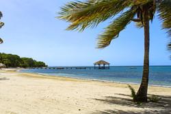 Beach west facing