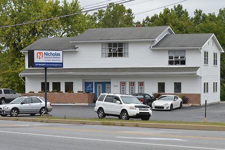 Nicholas Insurance Solutions Office Location