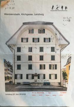Planung Vertikal Dance Schweiz