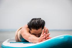 SUP Yoga - Adhvasana
