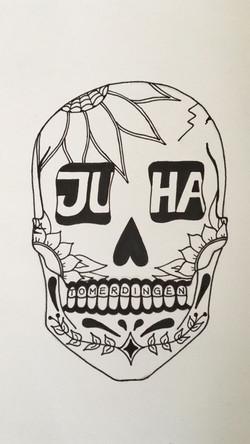 Logoentwicklung: Juha Tomerdingen