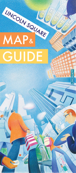 Lincoln Square Map and Guide Cover