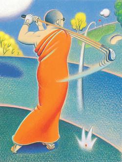 Zen Golfer
