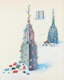 New York Magazine Cover Art