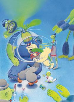 Popeye Variant Cover #37