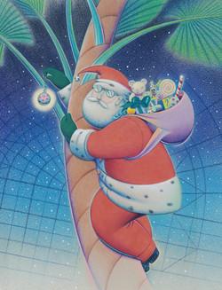 World Financial Center Santa