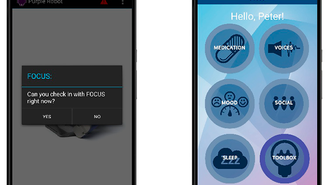 Development of FOCUS: A Smartphone System for Serious Mental Illness