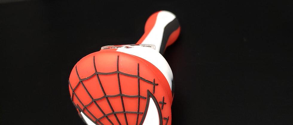 """4.5"""" Silicone Spider Pipe"""