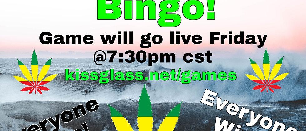 Friday Night Bingo
