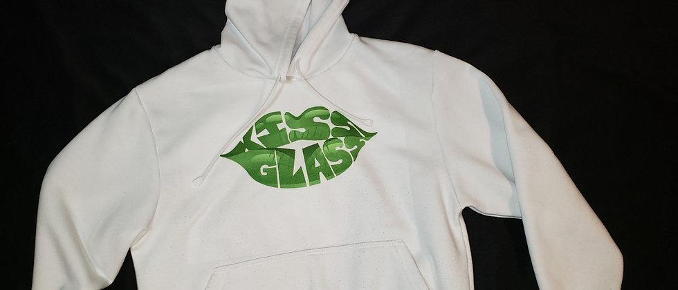 Kiss Glass Hoodie
