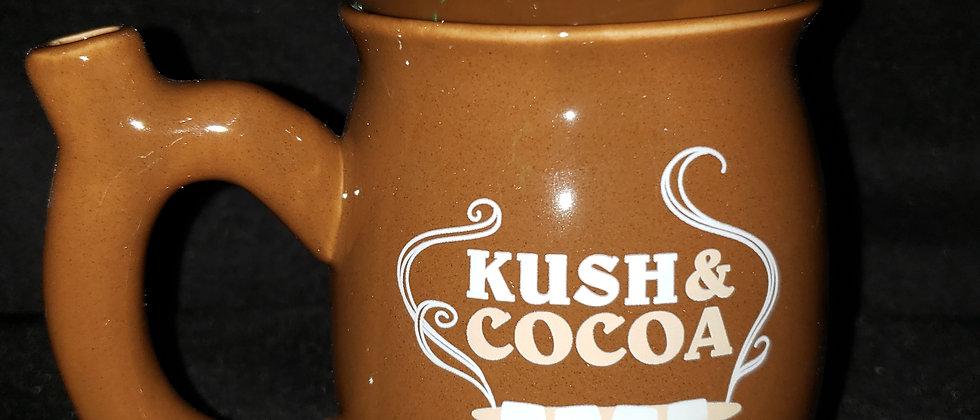 Kush & Cocoa Smoking Mug
