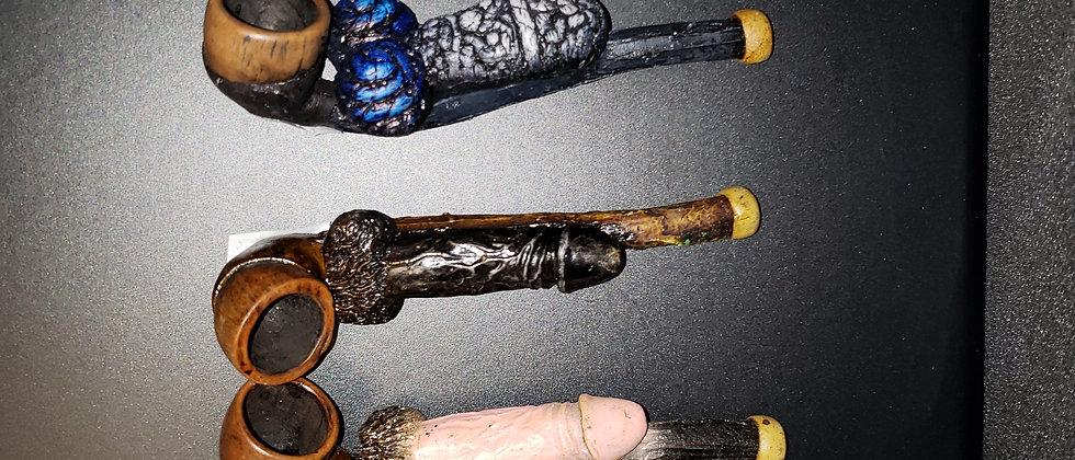 Peruvian Penis Pipes