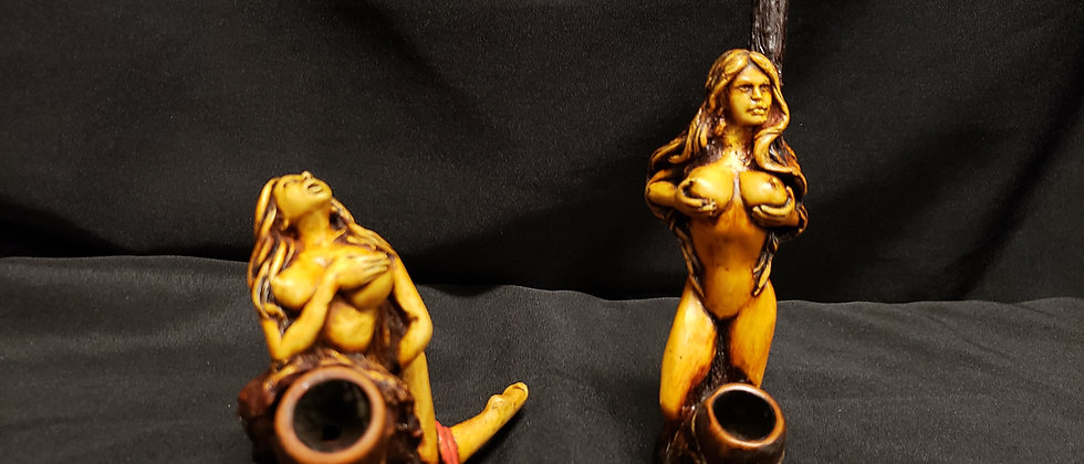 Peruvian Groping Lady Parts Pipes