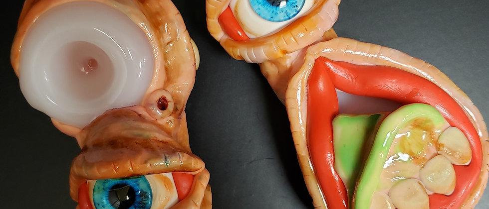 """5"""" Monster Eye 👁 Hand Pipe"""