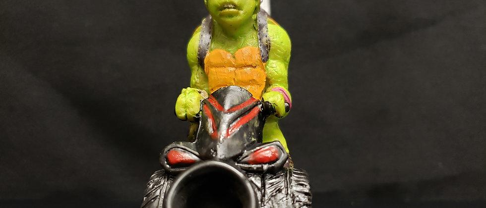 Turtle 🐢 Peruvian Pipe