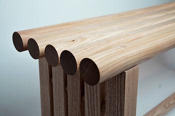 Bespoke Handmade wooden Bench