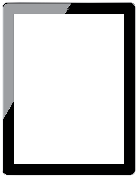 Tablet Outline