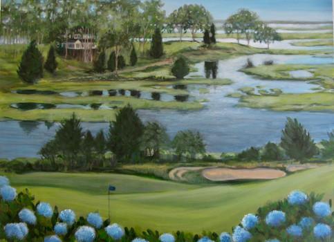 Hyannisport Golf Course View