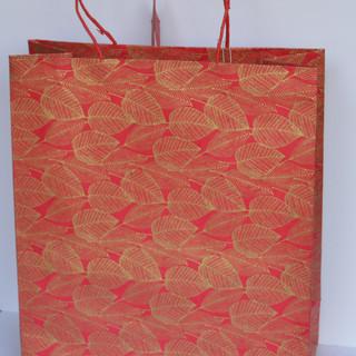 Bag Leaf Design