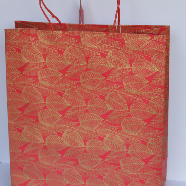 Bag Leaf Design