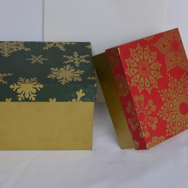 Boxes Holiday