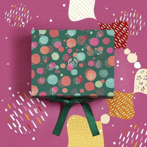 Body Shop Gift Box