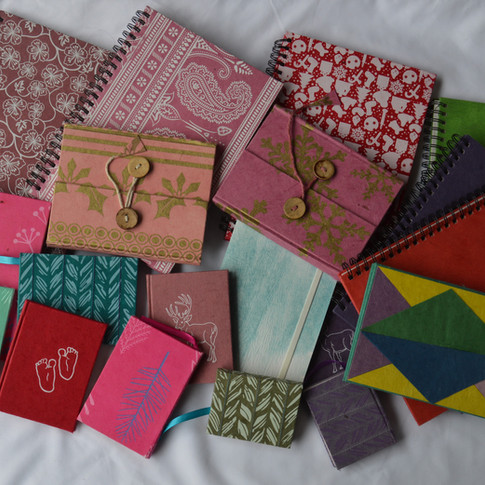 Notebooks Different Design, Color and Si