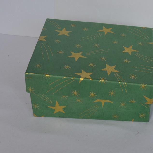 Box Shooting Star Green