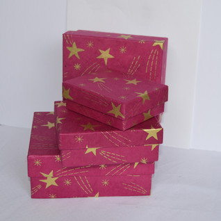 Boxes Shooting Star