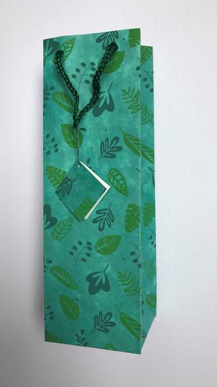 Leaf Screen Print