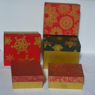 Box Holiday Design