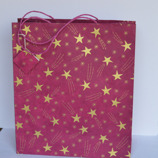 Bag Shooting Star Pink