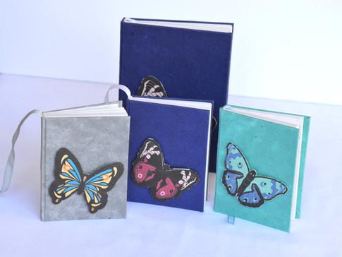 Notebooks Butterfly