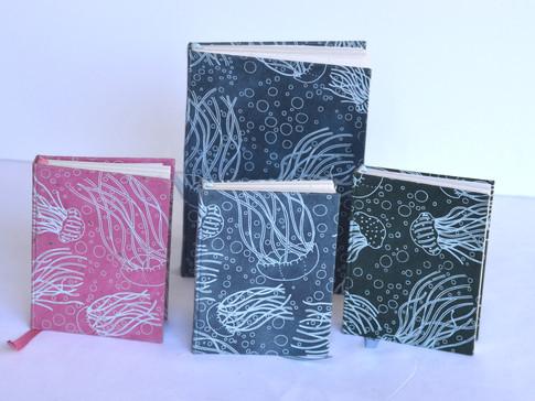 Notebooks Jellyfish